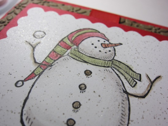 Snow much fun sas snowman