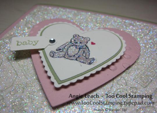 Packed bear heart glitter 2