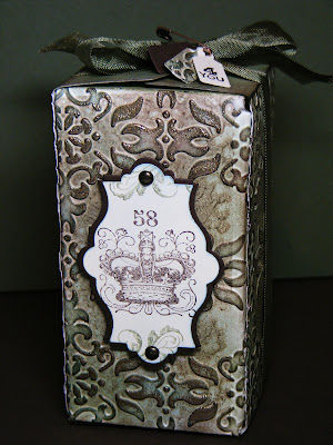 DSCF1263 - ala cards box