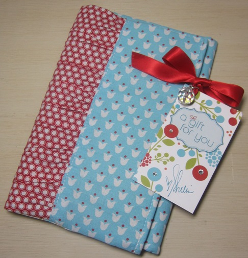 Goodies - gift notepad cover