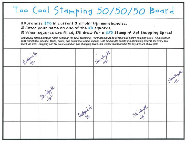 Too Cool 50-50-50 Board