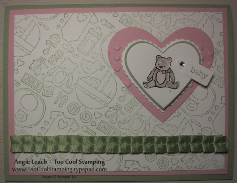 Packed bear heart