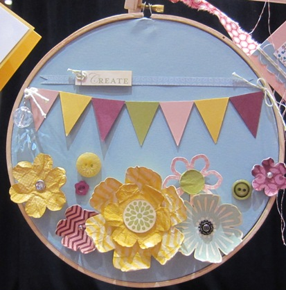 Bb kit 19.5- embroidery hoop