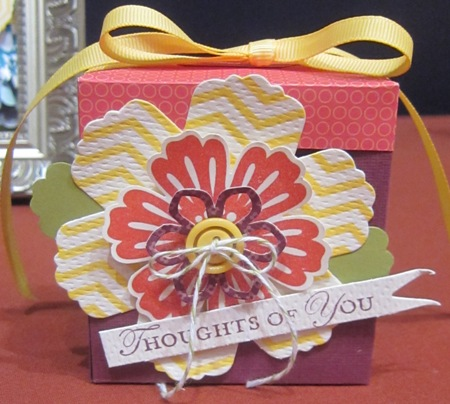Bb kit 21- thoughts of you box