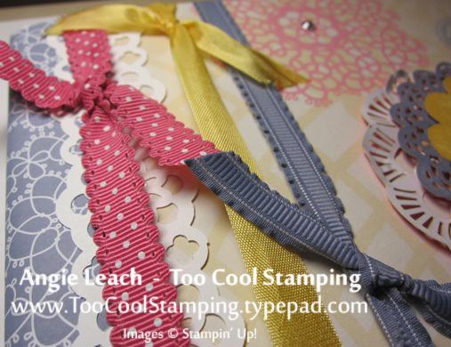 Flirty comp ribbons