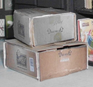 7 dollhouse - stamp office boxes