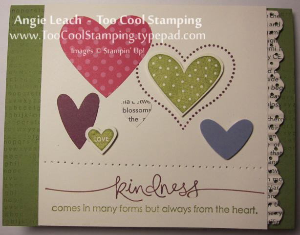 Kindness hearts h