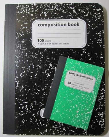 Comp books
