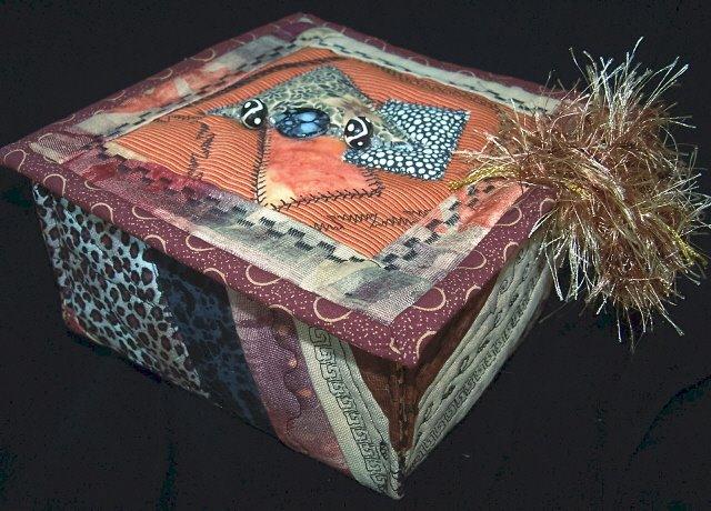 Dawn gerardot quilted box