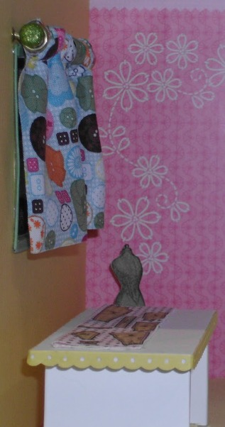 6 dollhouse - sewing patterns curtains