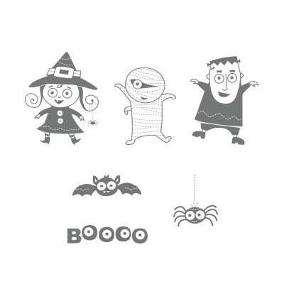 Googly ghouls 128063L