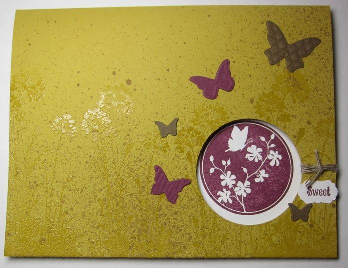 Demo - lisa's card