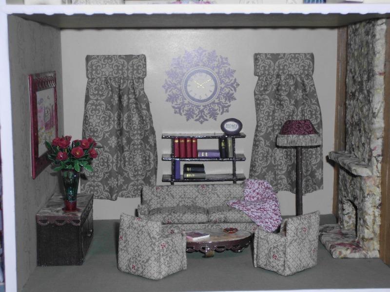 3 dollhouse - living room