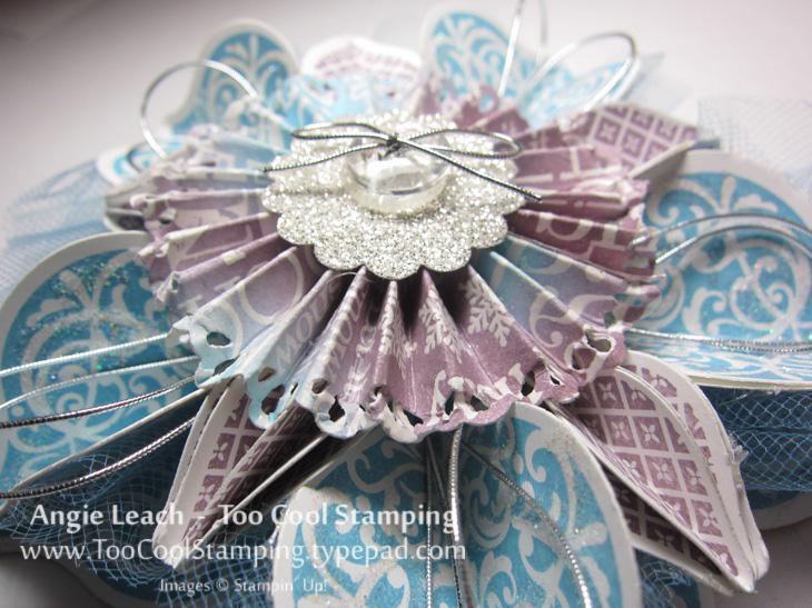 Ornament - carmen marina wisteria 2