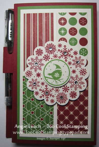 Four seasons notes - christmas