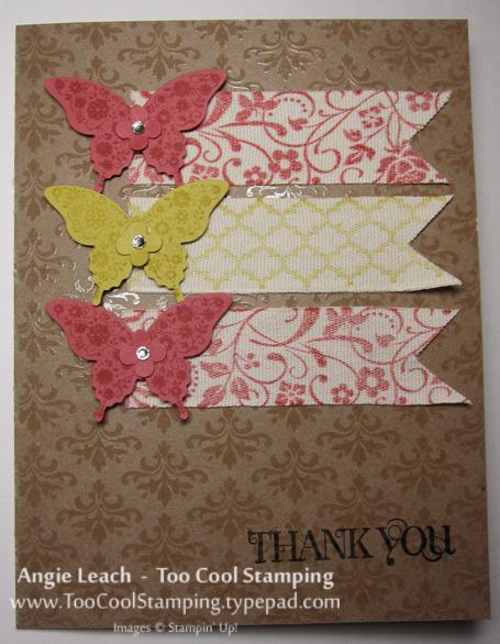 Naturals butterflies - thank you