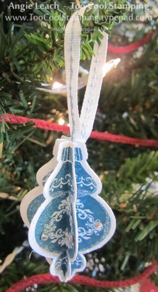 Whitman - mini ornament 1