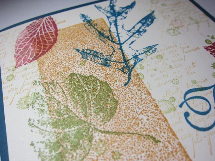 Foliage - collage 2