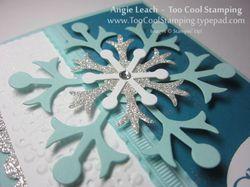 Snowflakes - pool party 2