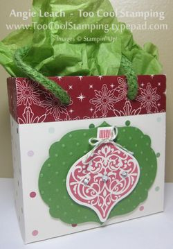 Gift bags - ornament