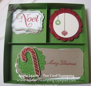 Nov - darla gift tags open