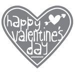 Valentine single stamp 132771L