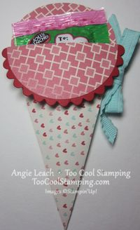 Lollipop pouch - carmen