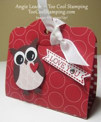 Owl two tags - darla