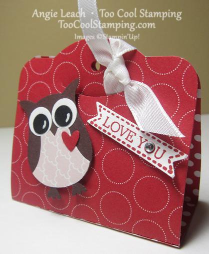 Owl two tags - darla
