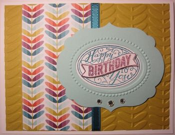 Best of birthdays - labels 1