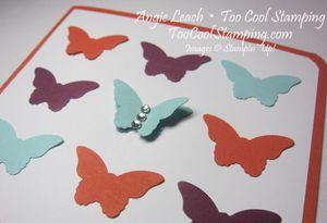 Butterflies 9 - tangerine 2