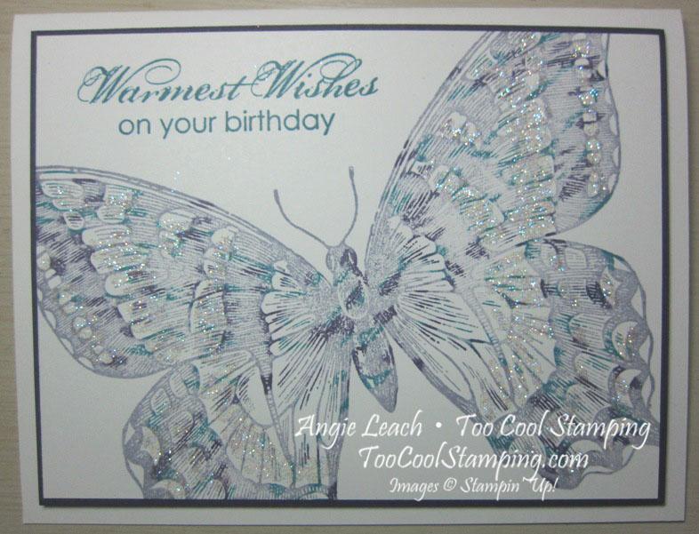 Swallowtail thumping h