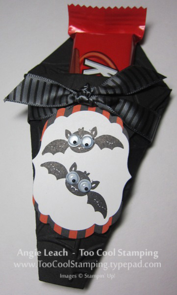 Coffin treat - bats