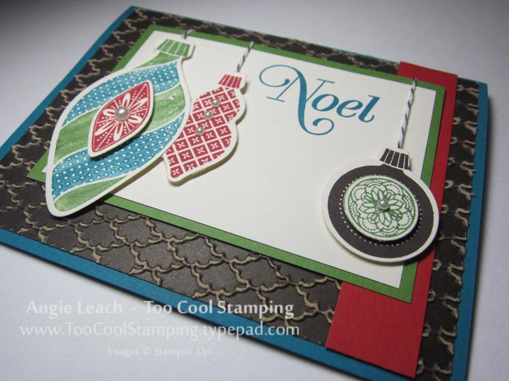 Noel ornaments - h 2