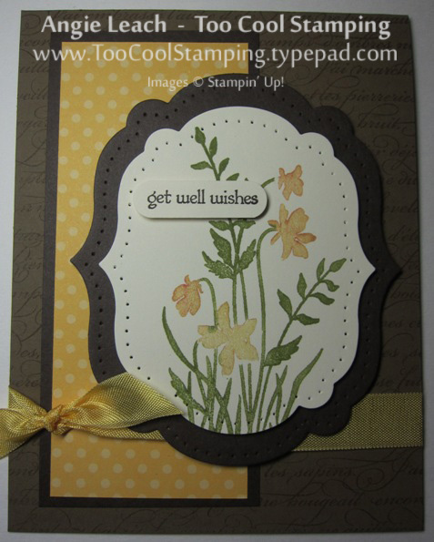 Believe - daffodil