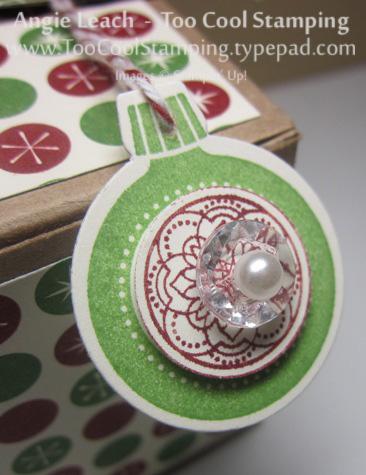 Gift box #1 - tag