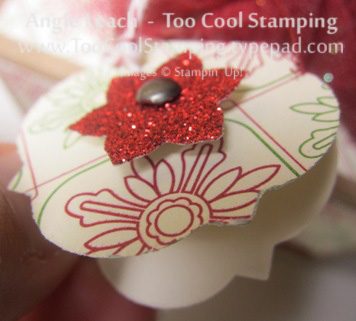 Gift box - tulle tag