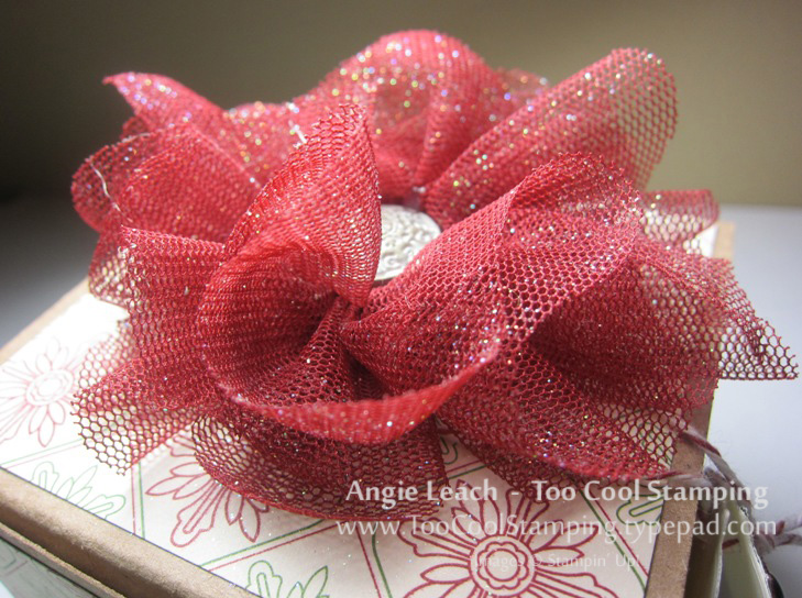 Gift box - tulle top 2