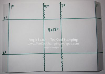 Gift bags - template