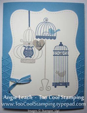 Last thurs dec - aviary fan 1
