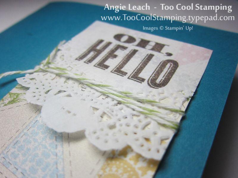 Shoebox - oh hello simple 2