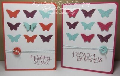 Butterflies 9 - two cool
