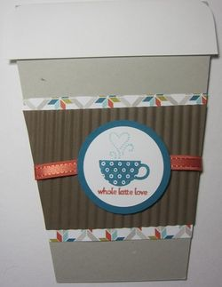 Patterned occasions coffee - j dawn derrick