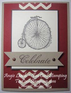 Feeling sentimental - bicycle