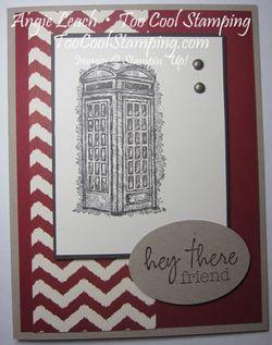 Feeling sentimental - phone booth