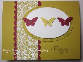 Bloomin butterflies - h