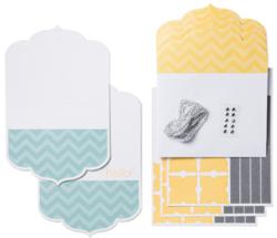 Happy hello card kit 130149L