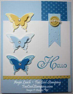 Best butterflies trio 4