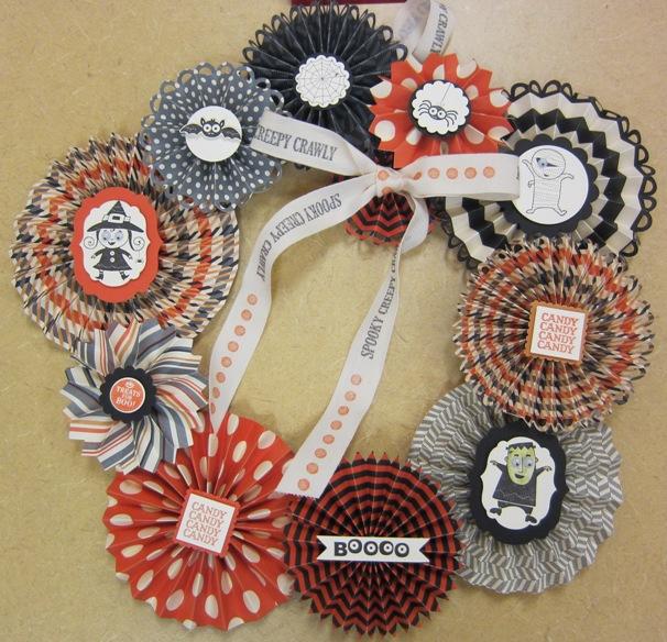 Cc - halloween wreath