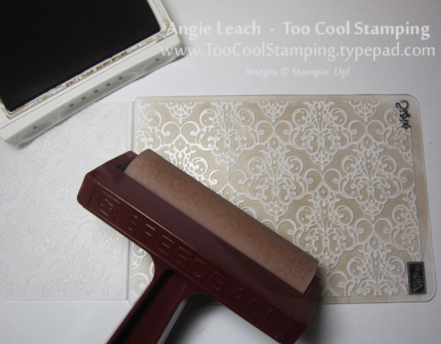 Stamped impressions 001